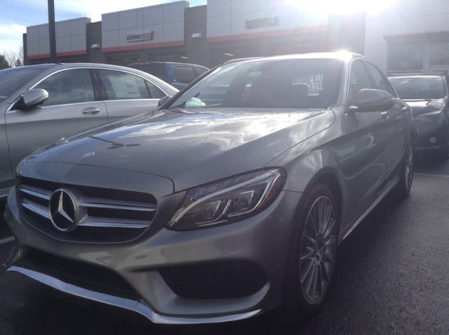 New 2016 mercedes benz c class for sale for Mercedes benz of bend