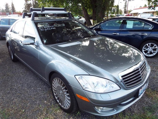 Used 2007 mercedes benz s class for sale for Mercedes benz of bend