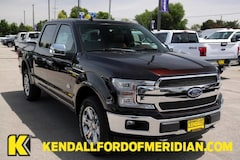 2019 Ford F-150 King Ranch Truck SuperCrew Cab