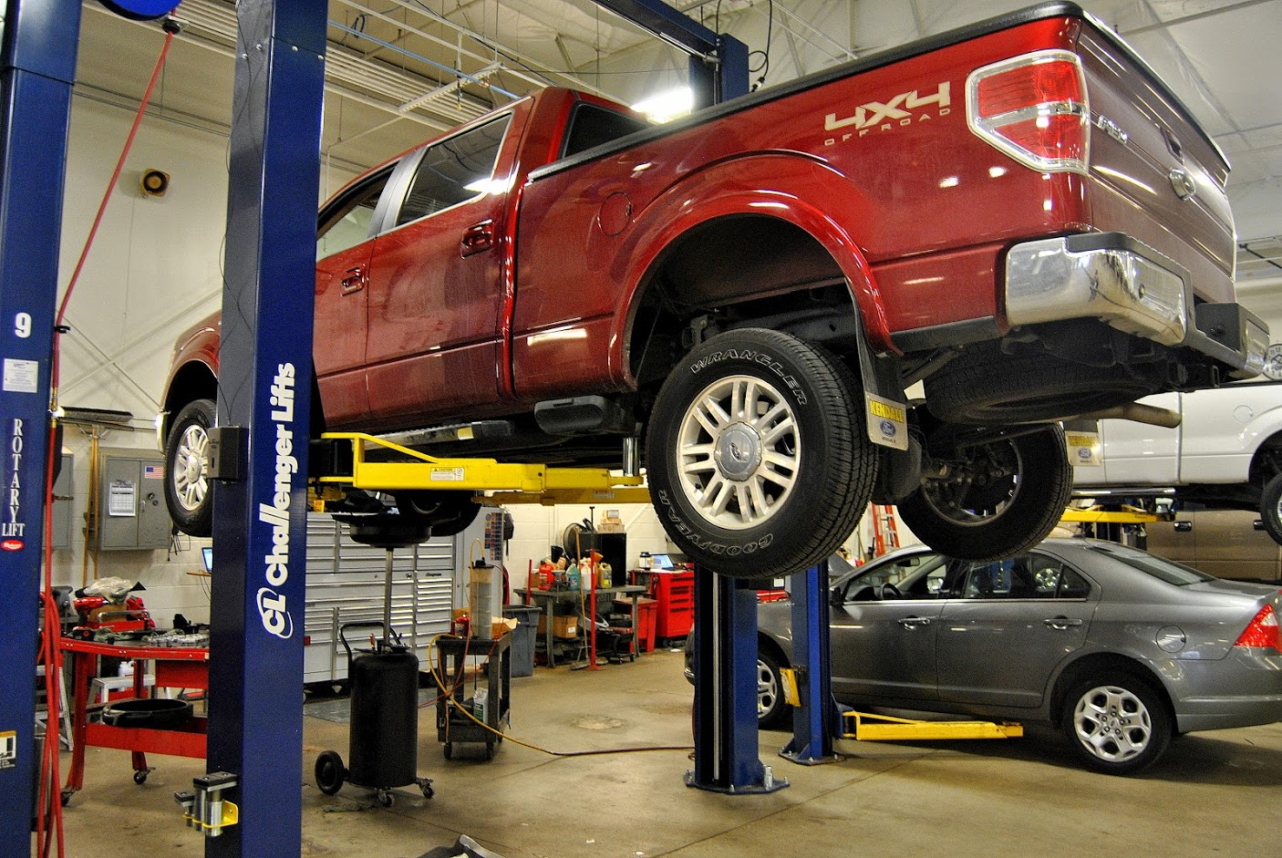ford service specials in meridian