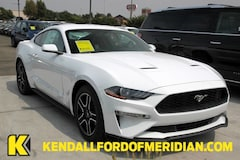 2019 Ford Mustang Ecoboost Premium Oxford White