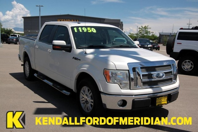 2009 Ford F-150 SuperCrew Crew Cab Short Bed Truck