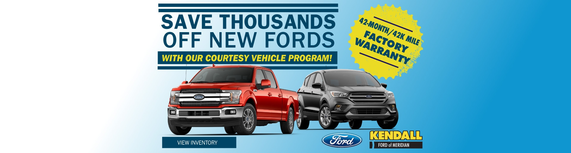 New & Certified Ford Dealership   Used Cars for Sale   Kendall Ford