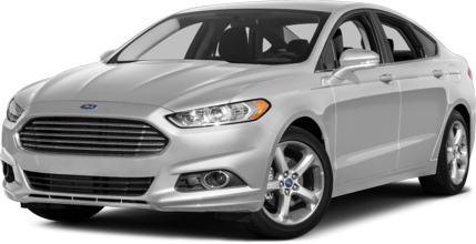 New Ford Fusion in Meridian