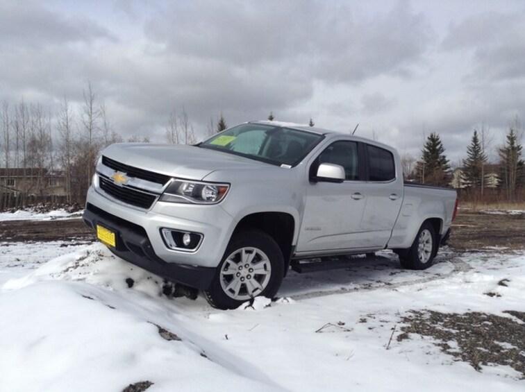 2015 Chevrolet Colorado LT Truck Crew Cab