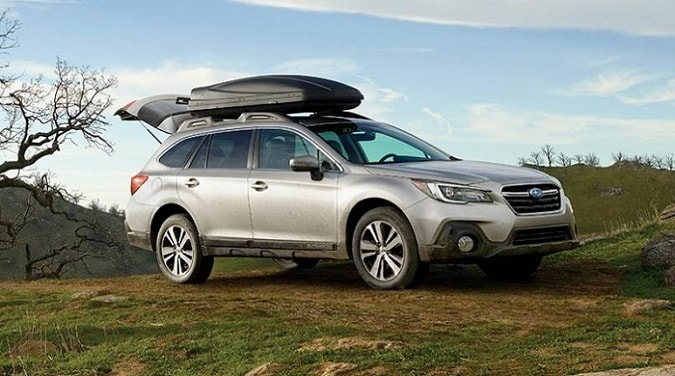 New Subaru SUVs