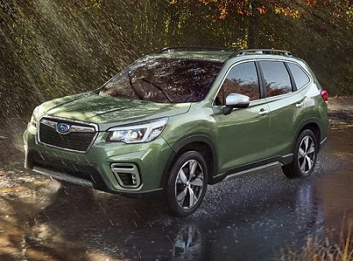 New Subaru Cars and SUVs