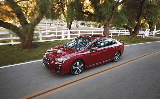 Featured New Subaru Vehicles