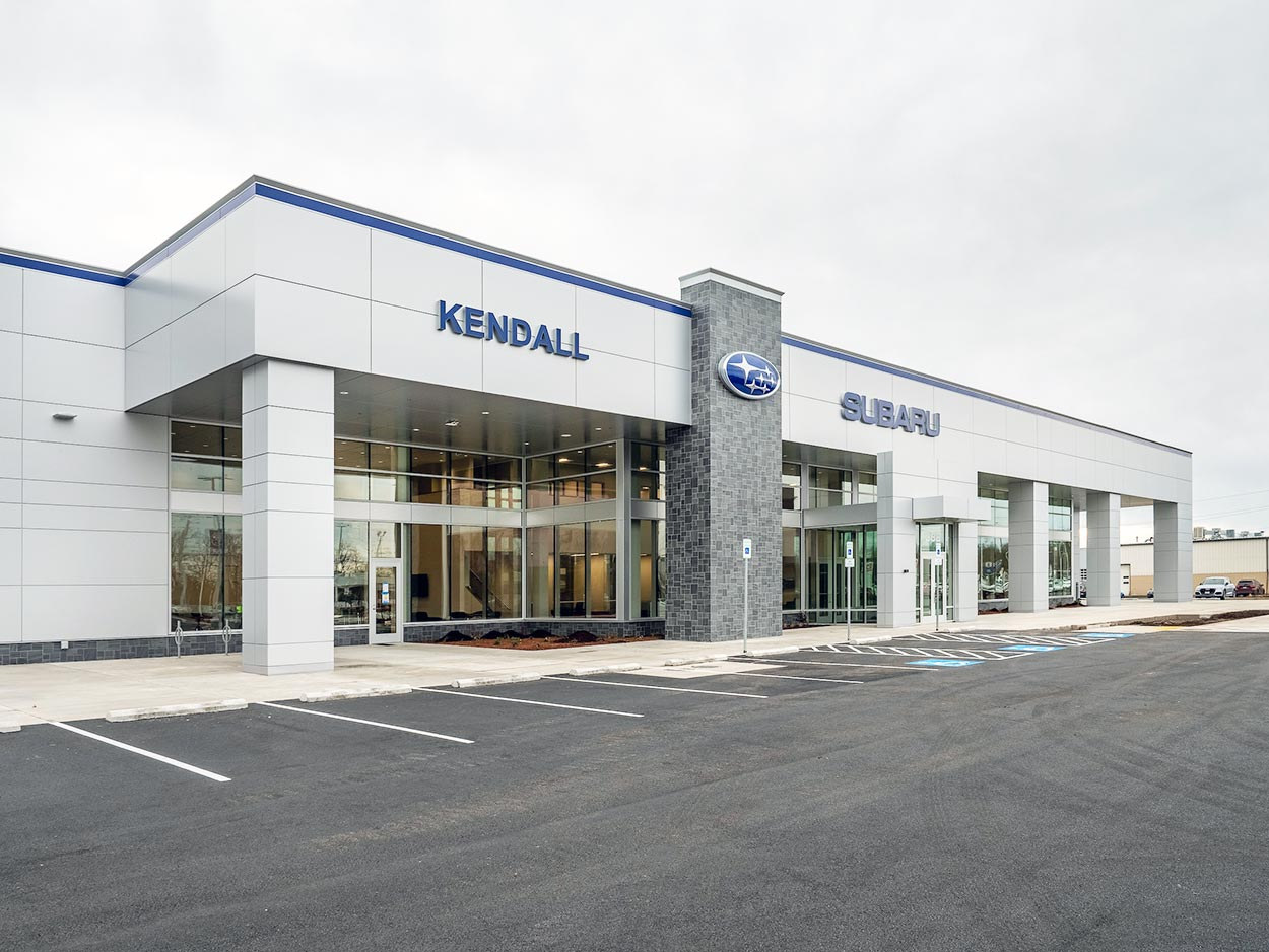 Map & Directions to Kendall Subaru of Eugene