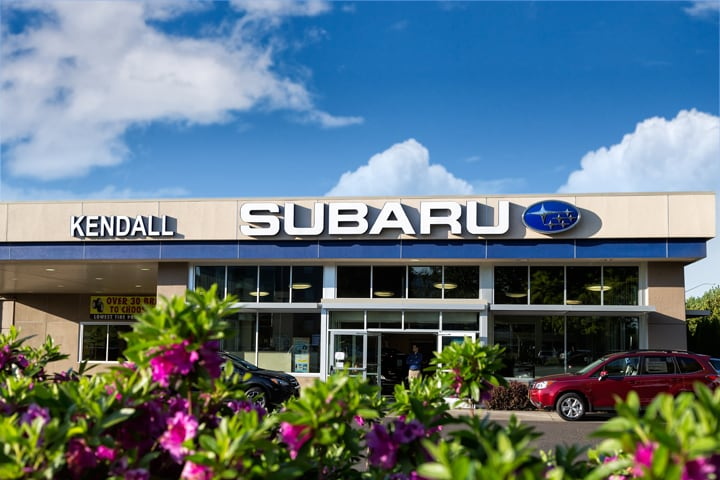 About Kendall Subaru of Eugene