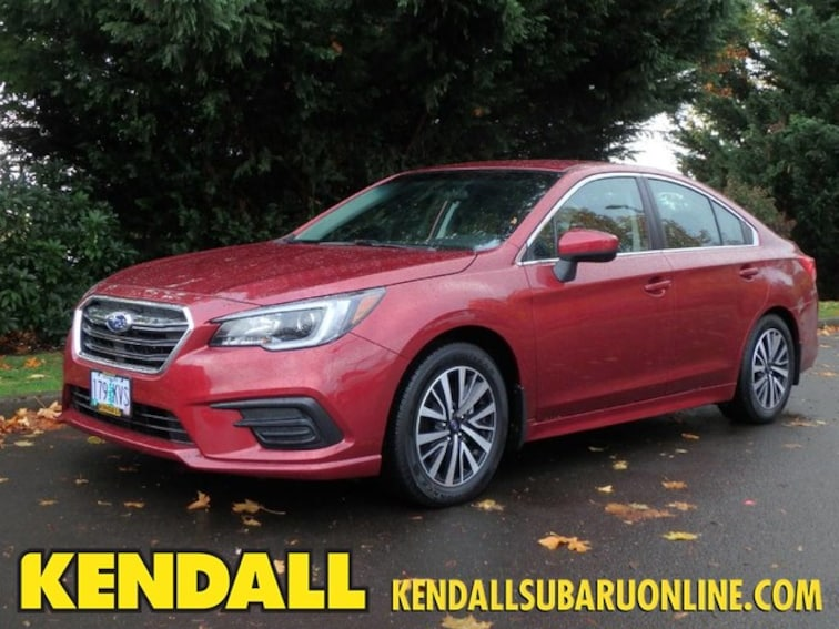 Used 2018 Subaru Legacy Premium Sedan in Eugene