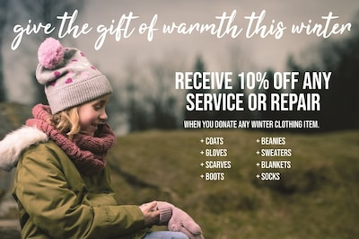 Receive 10% Off Any Service Or Repair