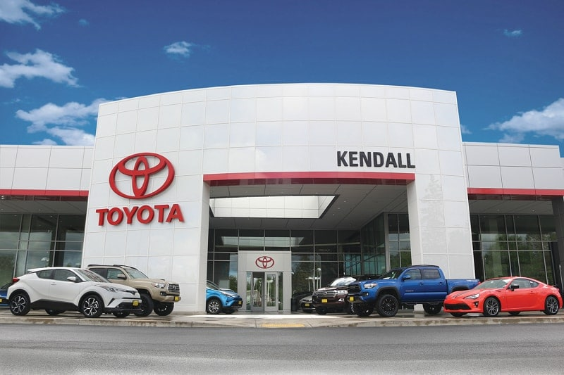 About Kendall Toyota of Bend