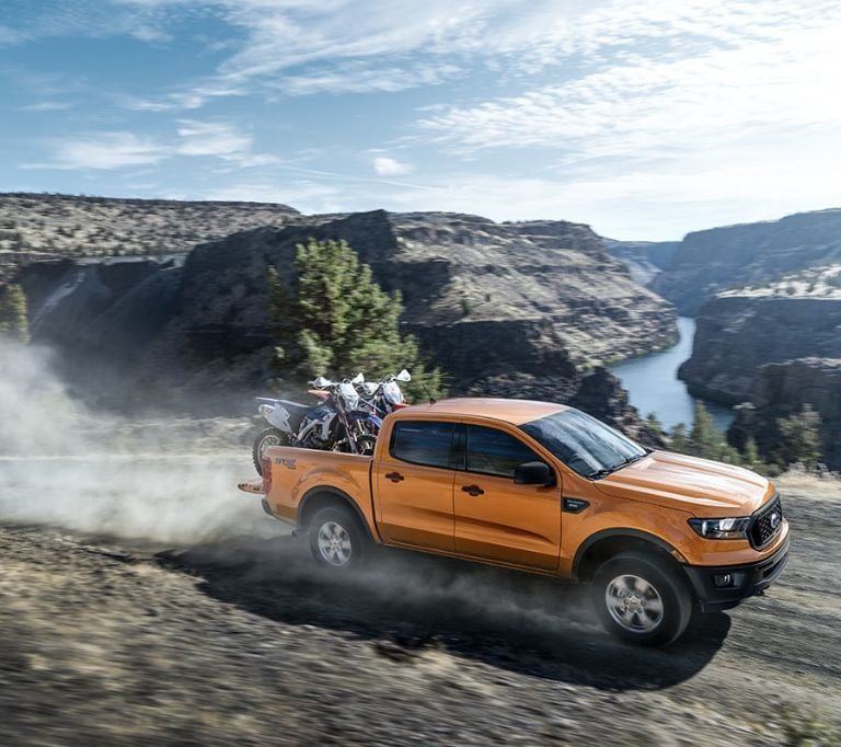 New Ford Ranger in Wasilla
