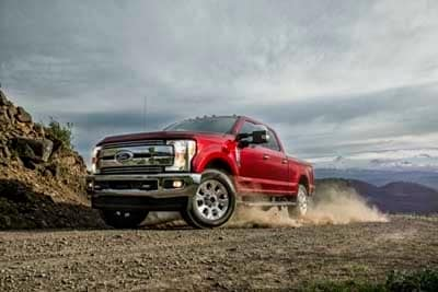 New Ford F-250
