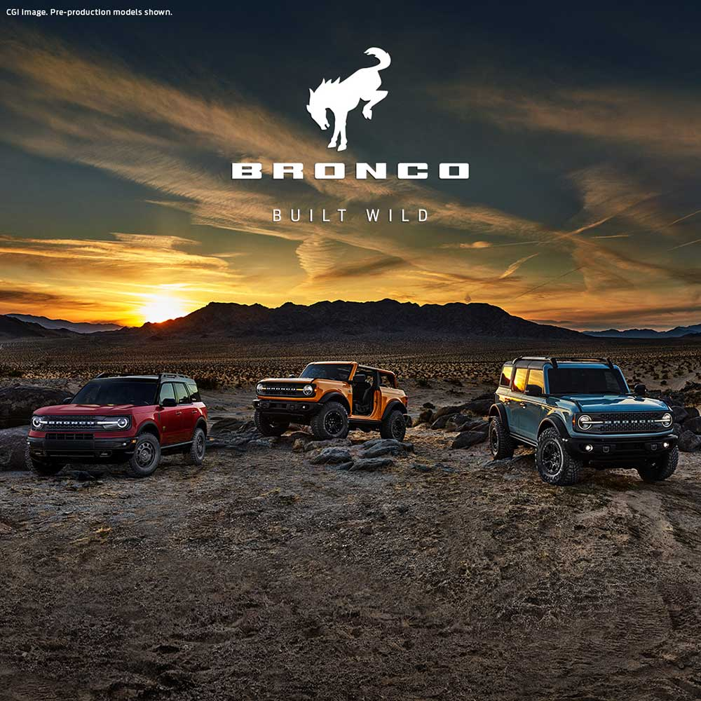 bronco suv for sale