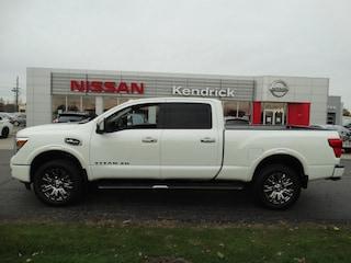 2017 Nissan Titan XD Platinum Reserve Gas Truck