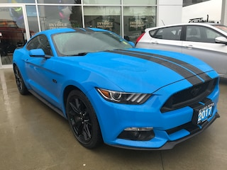2017 Ford Mustang GT Premium Coupe, Nav, Backup Camera Car