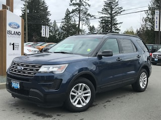 2016 Ford Explorer Backup Camera, Cruise, Bluetooth Sport Utility