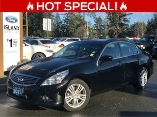 2012 INFINITI G37 Sedan Leather, Nav, AWD Car