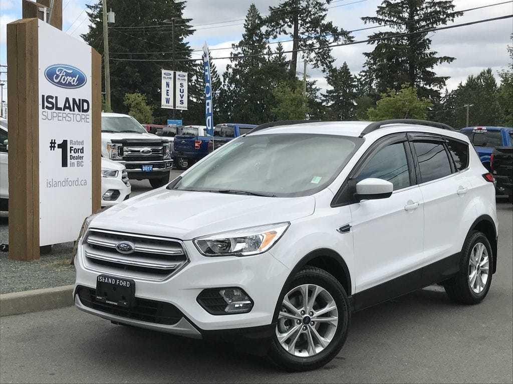2018 Ford Escape SE FWD SUV