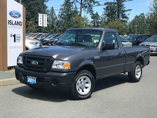 2011 Ford Ranger XL, One Owner, CD, A/C Regular Cab Pickup