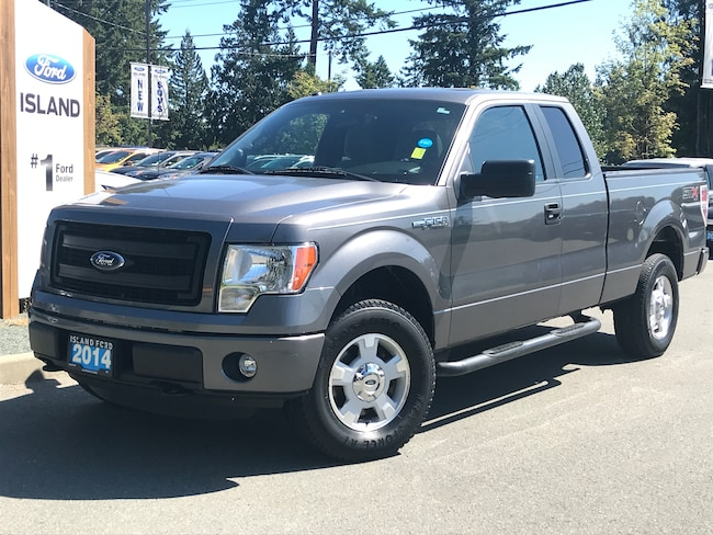 2014 Ford F-150 STX, One Owner, Trailer Tow, Satellite Extended Cab Pickup