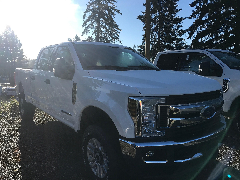 2019 Ford F-350 XLT 613A 6.7L Diesel SuperCrew Truck Crew Cab
