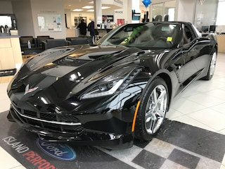 2014 Chevrolet Corvette Stingray Leather, Heated/Cooled seats, Convertible Car