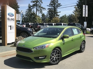 2018 Ford Focus SE 5-Door Hatch Hatchback