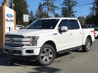 2019 Ford F-150 LARIAT 502A 2.7L SuperCrew Truck SuperCrew Cab
