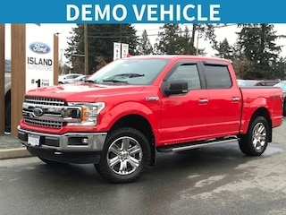 2018 Ford F-150 XLT XTR 302A 3.5L SuperCrew Truck