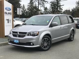 2018 Dodge Grand Caravan GT, Stow N Go, Back Up camera Mini-van Passenger