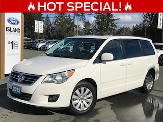 2012 Volkswagen Routan Highline, Leather, Seats 7 Mini-van Passenger