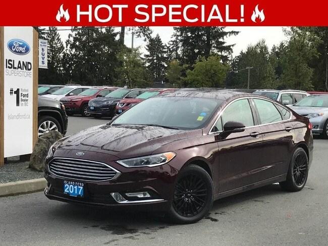2017 Ford Fusion SE, Heated Seats, Backup Camera, Moonroof Car