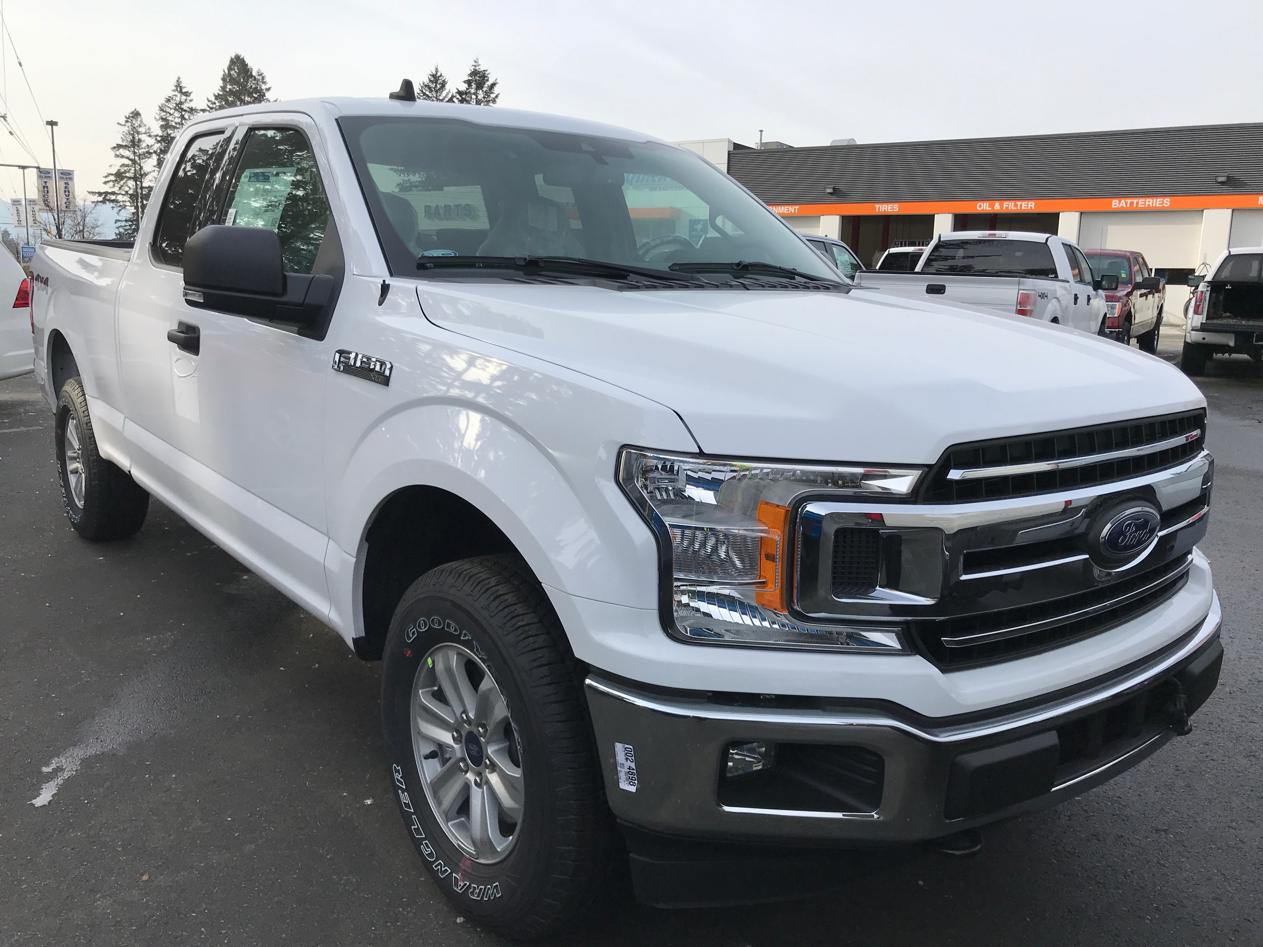 2019 Ford F-150 XLT 301A 2.7L SuperCab Truck SuperCab Styleside