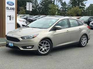 2015 Ford Focus SE, Backup Camera, Moonroof, Heated Seats Car