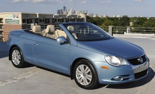 2007 Volkswagen Eos Leather, Heated Seats, CD Convertible