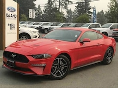 2019 Ford Mustang EcoBoost Coupe Coupe