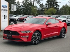 2019 Ford Mustang EcoBoost Coupe Premium Coupe