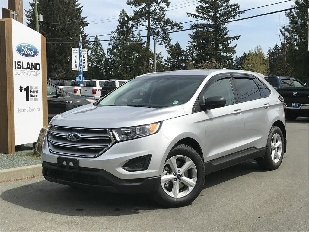 2018 Ford Edge SE AWD SUV