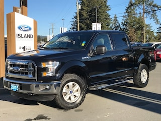 2016 Ford F-150 XLT 300A 3.5L SuperCrew Crew Cab Pickup