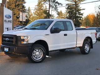 2015 Ford F-150 XL 100A 3.5L SuperCab Extended Cab Pickup