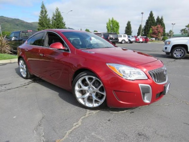 2014 Buick Regal GS AWD Sedan