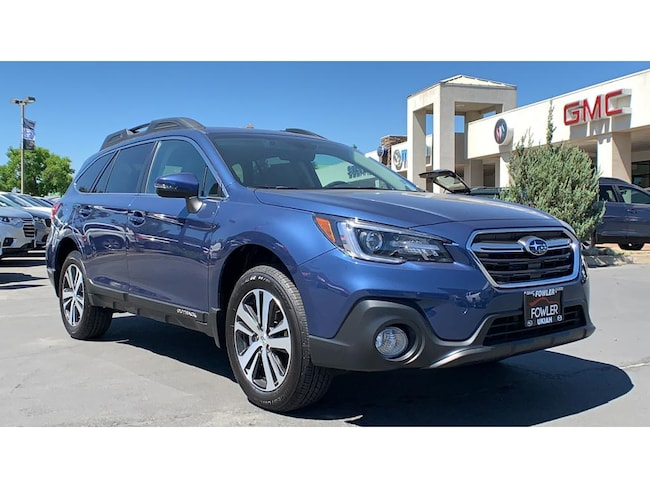 New 2019 Subaru Outback 3.6R Limited SUV For Sale/Lease Ukiah, CA