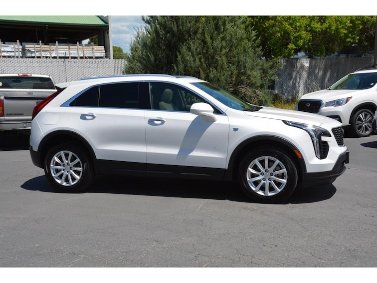 Used 2019 Cadillac XT4 AWD Luxury Wagon Near Santa Rosa CA