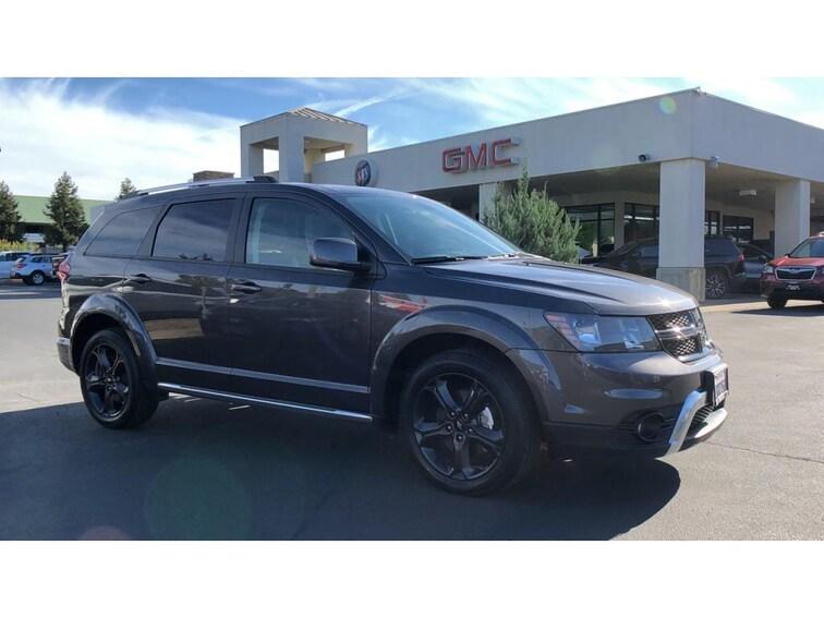 Used 2018 Dodge Journey Crossroad AWD Near Santa Rosa CA