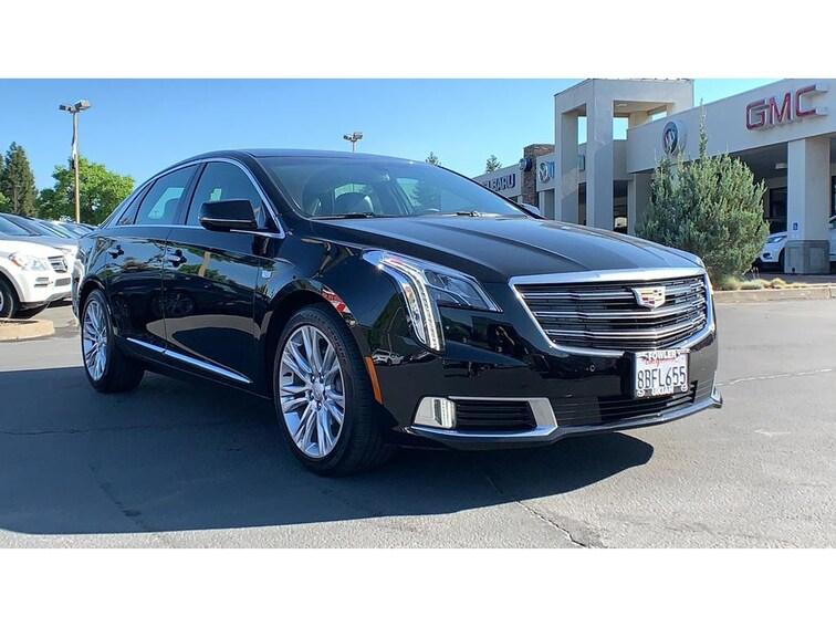 Used 2018 Cadillac XTS Luxury Sdn FWD Near Santa Rosa CA