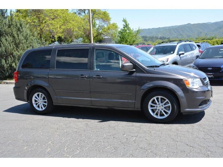 Used 2016 Dodge Grand Caravan SXT Wgn Near Santa Rosa CA