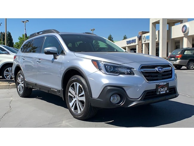 New 2019 Subaru Outback 2.5i Limited SUV For Sale/Lease Ukiah, CA